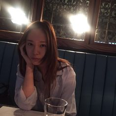f(x)'s Krystal channels 'ice princess' Jessica? Krystal Jung, Jessica & Krystal, Jessica Jung, Krystal Instagram, Instagram Posts, Cool Girl, My Girl, Very Good Girls, Role Player