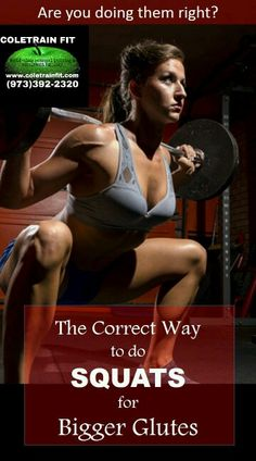 Proper form can mean the difference between great glutes and bad knees. Get a CTF trainer to make sure you're doing it right. (973)392-2320 www.coletrainfit.com  #coletrainfit #CTF #personaltraining #RoselleNJ #health #fitness #diet #exercise #workout #nutrition #fit #gym #weighttraining #weightloss #cardio #abs #sixpack #core  #CrossFit #glutes #squats  #yoga #gymmotivation #bodybuilding #figure #fitgirl #gymnastics #supplements #fatburner