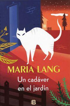 Justo en el primer día de unas plácidas vacaciones, Johannes –guiado por la inteligencia de un gato blanco de aires egipcios al que le han puesto el nombre de Tutmosis- encuentra un cadáver en el jardín de la casa en que se alojan. Será entonces cuando nuestra intrépida heroína, Puck, comience a escudriñar en la pequeña sociedad de Skoga. Maria Lang Su debut en 1949 fue seguido de un nuevo libro cada año, hasta 1991. Ha escrito 42 novelas de misterio.