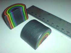 Reducing a Semi-Circular Cane? - POTTERY, CERAMICS, POLYMER CLAY