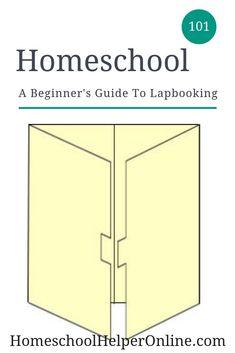 So, What is a Lapbook, Anyway? - Homeschool Helper Online