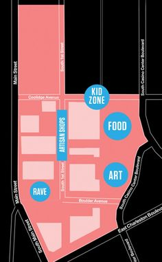 First Friday Las Vegas Map.14 Best From The Archives Images Las Vegas Hotels In Las Vegas
