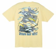 Sting rays! this is a cool design