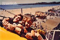 Santa Cruz Beach Boardwalk, 1970s
