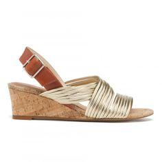 BIMBA Y LOLA Wedge shoe