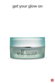 Illuminate your eyes with e.l.f. Eye Cream. Tired of always looking tired? Apply this nutrient-rich cream around your eyes to reduce puffiness and dark circles. A simple skincare routine this winter and all year can make all the difference. It's time to take care of you!