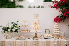 Palm Springs Boho Wedding at Korakia Pensione by Dennis Roy Coronel Star Wedding, Boho Wedding, Wedding Day, Wedding Cake Toppers, Wedding Cakes, Palm Springs California, Berta Bridal, Rainbow Cupcakes, California Wedding Venues