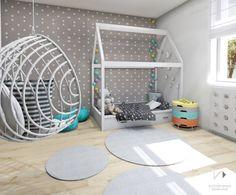 Pokój 2-latki (De Architekt wnętrz Klaudia Pniak)