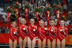 2008 Women's Gymnastic Team