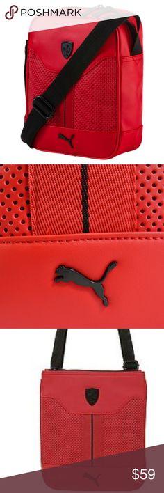 781b1885da33 Puma ferrari ls portable bag rosso corsa Puma ferrari ls portable bag rosso  corsa Puma Bags. ФеррариДорожные СумкиДизайнерские ...