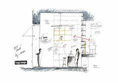 El estudio lagranja ha diseñado un espacio contemporáneo y relajado para Petit Comitè, el nuevo restaurante del chef Nandu Jubany situado en pleno centro de Barcelona.