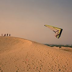 The 20 Best Beaches in America - Jockey's Ridge State Park, North Carolina | Men's Journal