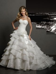 Wedding Dress 37033 Madeline Gardner NY - tell the bride