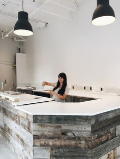 SONDER Build Out on Dream|a|Latte, Starting a coffee shop