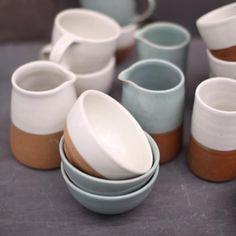 Ceramic Bowl Set #trouvahandpinnedhomewares