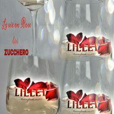 Lillet bei ZUCCHERO Mariahilf Wine Glass, Drinks, Tableware, Drinking, Beverages, Dinnerware, Tablewares, Drink, Dishes