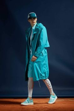 Male Fashion Trends: Z Zegna Spring-Summer 2019 Collection Fashion Kids, Tennis Fashion, Men Fashion Show, Fashion Wear, Fashion Night, Vogue Fashion, Trendy Fashion, Vogue Paris, Male Fashion Trends