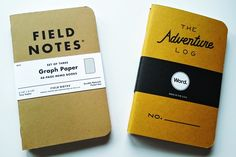 Pocket Notebooks Subscription