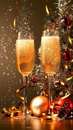 Happy new year 2017 hd wallpaper & champagne Happy New Year 2016, Happy New Year Images, Happy New Year Wishes, Happy New Year Greetings, New Years 2016, Merry Christmas And Happy New Year, Christmas Tree, New Years Live, New Year Pictures