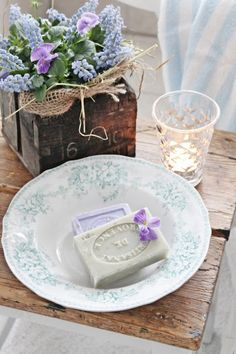 French Savon from Provence