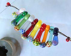 Kathrin Kneidl Lampwork Joystikks 10 SRA | eBay