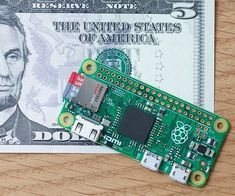 Using the Raspberry Pi Zero you'll be able to build a functional PC without breaking the bank. It's small enough to fit in the palm of your hand and features a 1GHz ARM11 CPU, 512MB of RAM, a 1080p mini HDMI socket, and a micro-B USB for data and power.