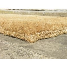 Extra Thick Heavy Duty Coir Door Mats from Make An Entrance the UK Doormat Specialists