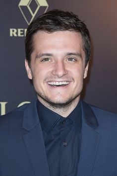 #JoshHutcherson at the Paris premiere of his film, Paradise Lost.