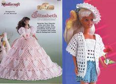 Всегда мечтала связать комплект для Барби — сделай своими руками   Мастер классы с фото на Goldenhands
