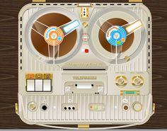 MAGNETOPHON 76 TFK 1961