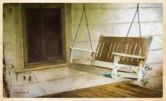 Back Porch Memories by Creatography on Etsy