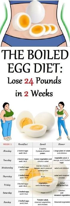 Among the many diets out there you can try, the boiled egg diet seems to work best. As the name suggests, the diet involves consuming more than a few eggs every day and can help you lose up to 24 pounds in just 2 weeks. #BoiledEggDiet #WeightLose #diet #pickhealthylife