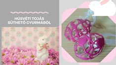 Húsvéti dekoráció.Húsvéti tojások süthető gyurmából.DIY Kreatív ötletek Decorative Boxes, Diy, Home Decor, Decoration Home, Bricolage, Room Decor, Do It Yourself, Home Interior Design, Homemade