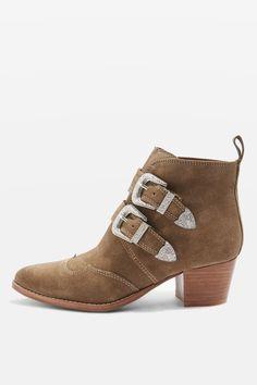 MONTANA Western Boot