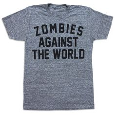 Zombies Tee Men's, $20, now featured on Fab.