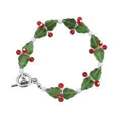 Holly Beaded Bracelet Kit
