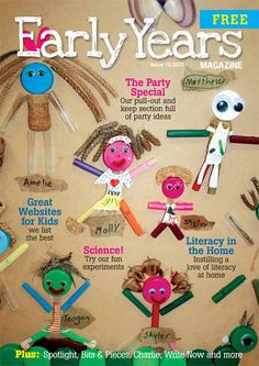 Free early years magazines