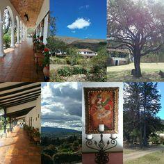 Hotel Duruelo en Villa de Leyva... maravilloso