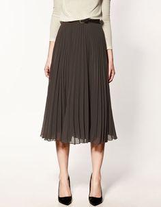 Skirts. Skirts skirts skirts.