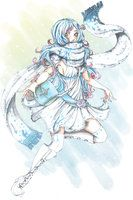 GO : Yuki Onna by yurushi