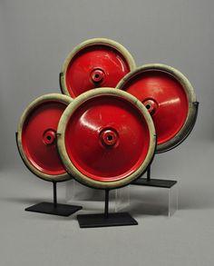 Vintage Soap Box Derby Wheels