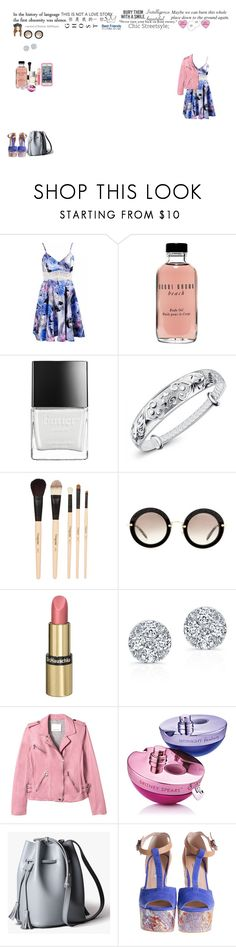 """""""I Hate To Think About You With Somebody Else"""" by smil-ly ❤ liked on Polyvore featuring Bobbi Brown Cosmetics, Butter London, Gorgeous Cosmetics, Miu Miu, Dr.Hauschka, Anne Sisteron, Rebecca Taylor, Britney Spears, Carven and Case-Mate"""