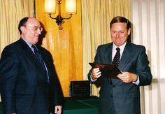 Entrega del Premio ADECIN a la Comunicación Interna. Año 2000