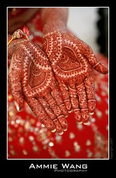 Incredibly intricate Mendhi