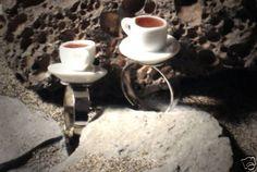 Ring Tasse größenverstellbar Modeschmuck Ringe Fingerring handgefertigt