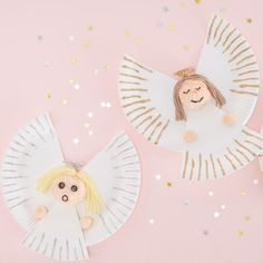 How to Make Paper Plate Angels paper plate angels project christmas kids craft tutorial easy 271341946283203084 Christmas Crafts For Kids To Make, Childrens Christmas, Preschool Christmas, Xmas Crafts, Preschool Crafts, Christmas Activities For Children, Paper Plate Crafts, Paper Plates, Christmas Angels