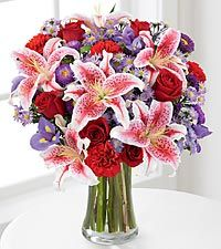my bouquet/wedding flowers.though id rather have stargazer lilies and purple tulips.