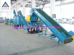 PET Bottle Washing Line (JYD-PET) - China ;PET Bottle Recycling Line;PET Washing Line, JYD
