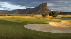 Legend Golf & Safari Resort, Midrand, South Africa.