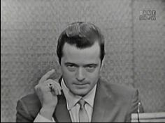 What's My Line? - Beyond the Fringe cast; Robert Goulet; Buddy Hackett [...